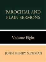 Parochial and Plain Sermons Volume Two