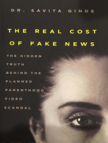 The Real Cost Of Fake News