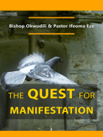 The Quest for Manifestation