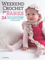 Weekend Crochet for Babies