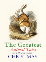 The Greatest Animal Tales for a Warm Fuzzy Christmas