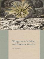 Wittgenstein's Ethics and Modern Warfare