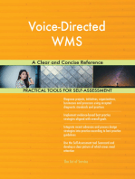 Voice-Directed WMS A Clear and Concise Reference