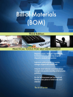 Bill-of-Materials (BOM) Third Edition