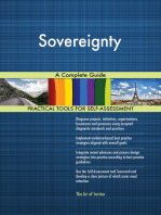 Sovereignty A Complete Guide
