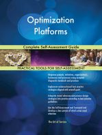 Optimization Platforms Complete Self-Assessment Guide