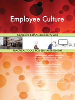 Employee Culture Complete Self-Assessment Guide