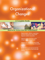 Organizational Changes A Complete Guide