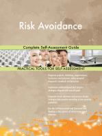 Risk Avoidance Complete Self-Assessment Guide