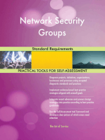 Network Security Groups Standard Requirements
