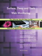 Surface, Deep and Dark Web Monitoring The Ultimate Step-By-Step Guide