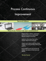Process Continuous Improvement Second Edition