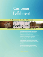Customer Fulfillment A Clear and Concise Reference