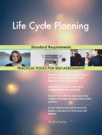 Life Cycle Planning Standard Requirements