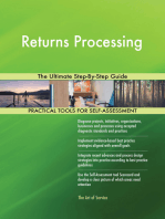 Returns Processing The Ultimate Step-By-Step Guide