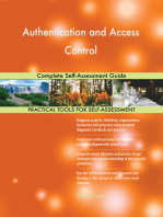 Authentication and Access Control Complete Self-Assessment Guide