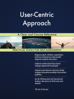 User-Centric Approach A Clear and Concise Reference