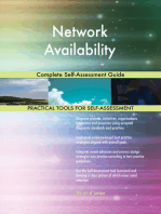 Network Availability Complete Self-Assessment Guide