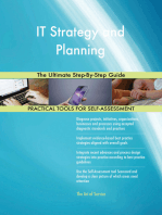 IT Strategy and Planning The Ultimate Step-By-Step Guide