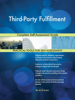 Third-Party Fulfillment Complete Self-Assessment Guide