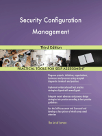 Security Configuration Management Third Edition