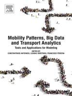 Mobility Patterns, Big Data and Transport Analytics: Tools and Applications for Modeling