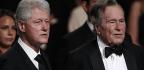 The Democrats Who Adored George H. W. Bush