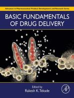 Basic Fundamentals of Drug Delivery