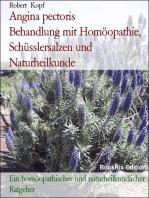 Angina pectoris, Koronare Herzkrankheit - Behandlung mit Homöopathie, Schüsslersalzen (Biochemie) und Naturheilkunde