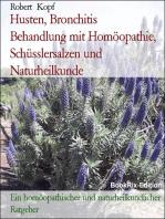 Husten, Bronchitis - Behandlung mit Homöopathie, Schüsslersalzen (Biochemie) und Naturheilkunde