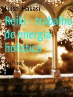 Reiki - trabalho de energia holística