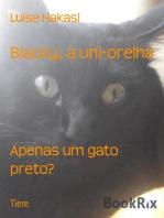 Blacky, a uni-orelha: Apenas um gato preto?