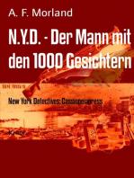 N.Y.D. - Der Mann mit den 1000 Gesichtern