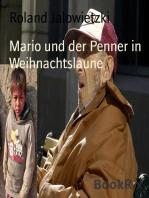 Mario und der Penner in Weihnachtslaune