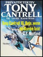 Tony Cantrell 16