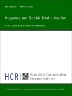 Veganes per Social Media kaufen