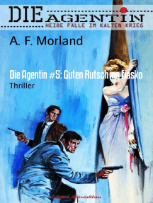 Die Agentin #5: Guten Rutsch ins Fiasko: Thriller