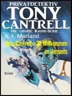 Tony Cantrell #31