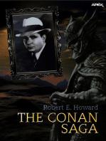 THE CONAN SAGA