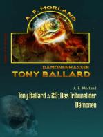 Tony Ballard #25