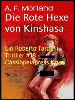 Die Rote Hexe von Kinshasa