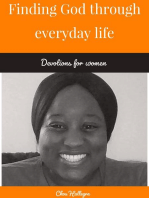 Finding God Through Everyday Life
