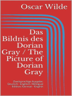 Das Bildnis des Dorian Gray / The Picture of Dorian Gray