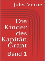 Die Kinder des Kapitän Grant, Band 1