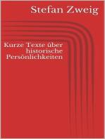Kurze Texte über historische Persönlichkeiten