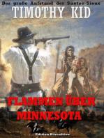 Flammen über Minnesota
