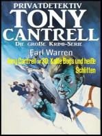 Tony Cantrell #30