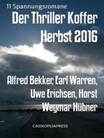 Der Thriller Koffer Herbst 2016