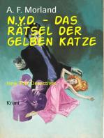 N.Y.D. - Das Rätsel der gelben Katze
