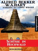 Schüsse im Hochwald